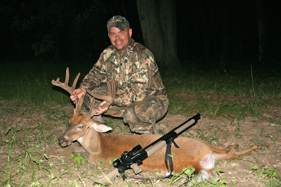 Choose the best deer hunting pellet rifle for you