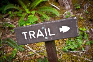 popular trail