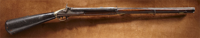 Lewis and Clark's expedition Air Rifle (1804)
