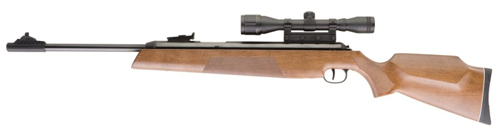 RWS .22 Pellet Gun Model 54 Combo Scope and air Rifle