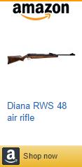 Diana RWS 48 Air Rifle, TO6 Trigger air rifle