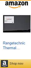 Rangetechnic Thermal Silicone Hand Gun Cleaning Mat 11 x 17 Safe for Hot Barrels Non Slip Water Repelling Surface Low Chemical Reactivity Great for Sig 1911 Glock M&P Pistol Bench Mat Pad